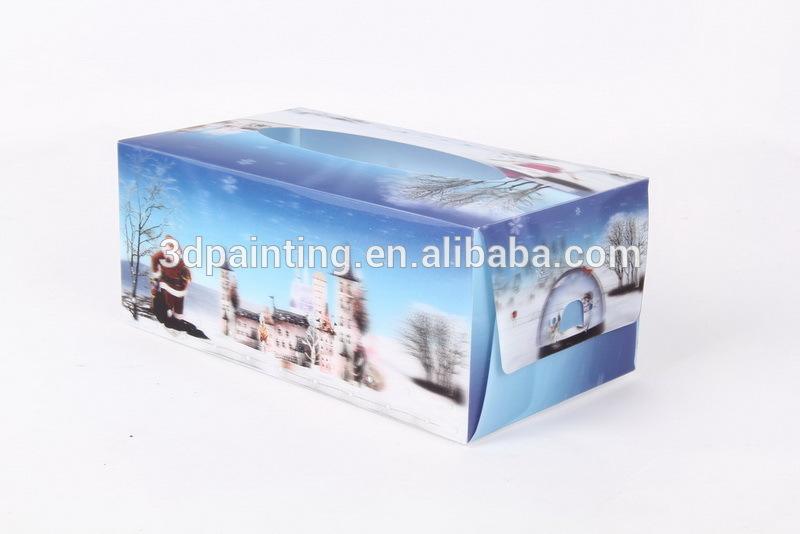 table tissue box for kitchen