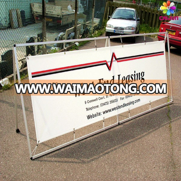 1mX2m High precision printed full colour scenery vinyl banners