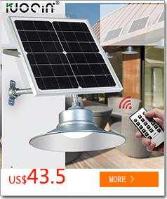 ruocin 120pcs led spot outdoor soccer garden solar light solar motion light