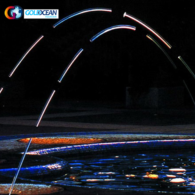 FREE DESIGN Customized Outdoor Jumping Jets Water Fountain