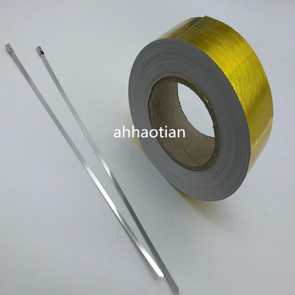 gold heat reflective tape heat barrier tape