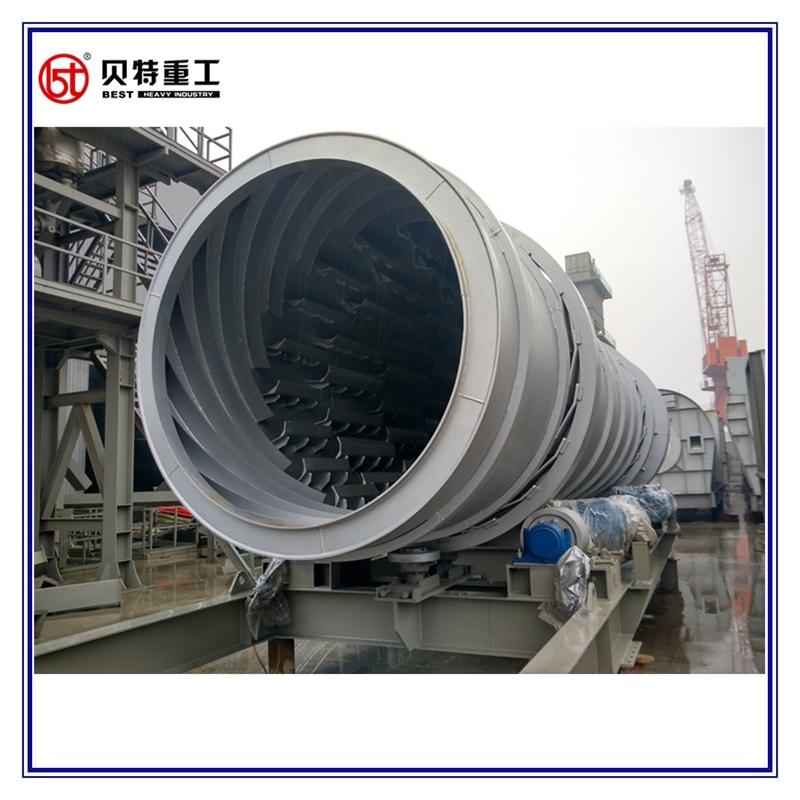 Customized Energy Saving Environmental Protection 80-400t/H (LB1000-5000) Asphalt Mixing Equipment with Modular Design