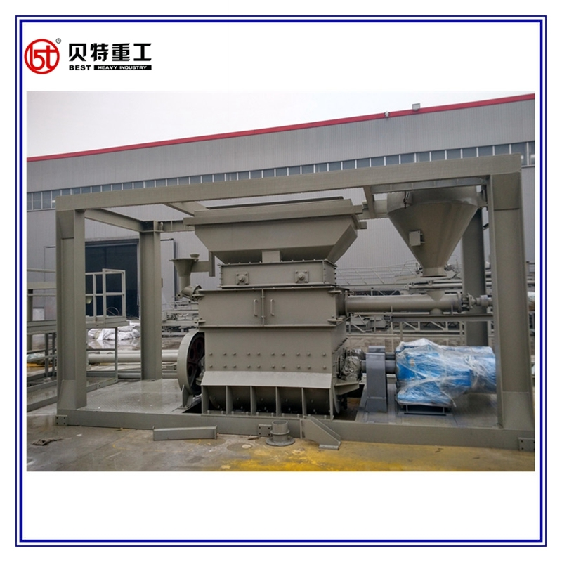 10mm Drying Drum Environmental Protection 80t/H Asphalt Mixing Equipment with Low Noise