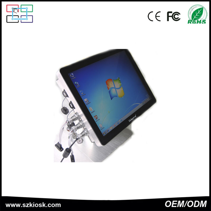 15'inch Touch Screen Waterproof IP65 All in One Industrial Panel PC