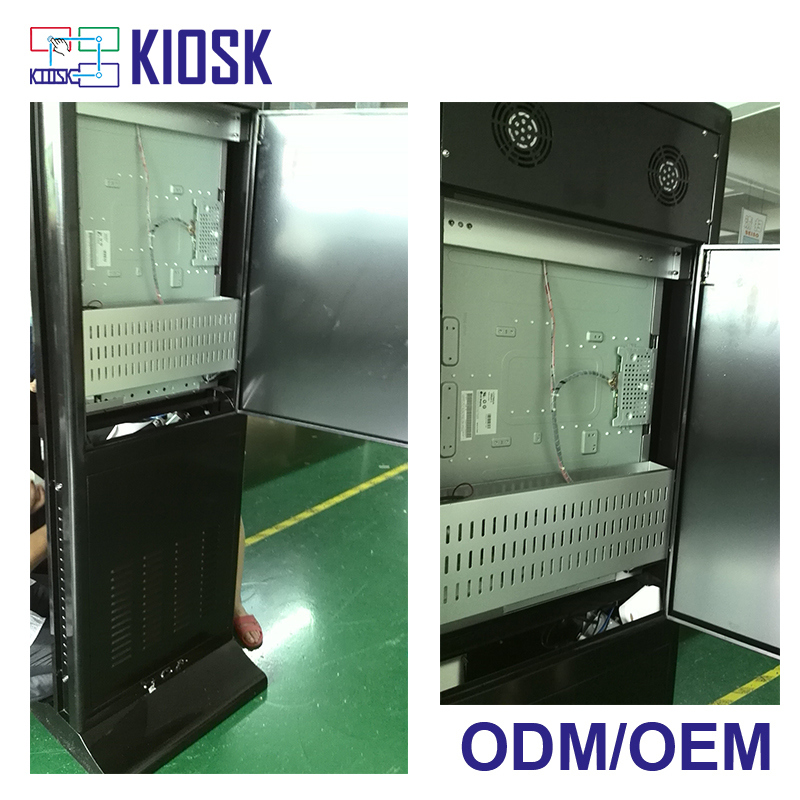 Touch Screen Advertising Digital Signage LED Display