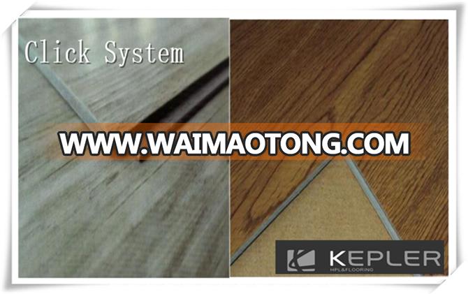 Indoor use registered peel & stick Vinyl Floor in Plank