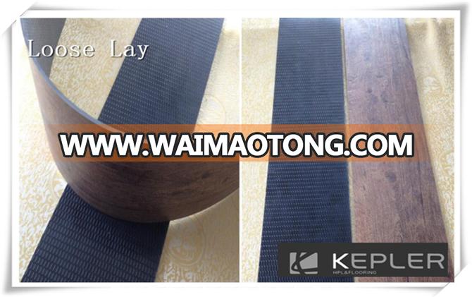 1218x178mm Waterproof WPC Vinyl Flooring Popular In USA