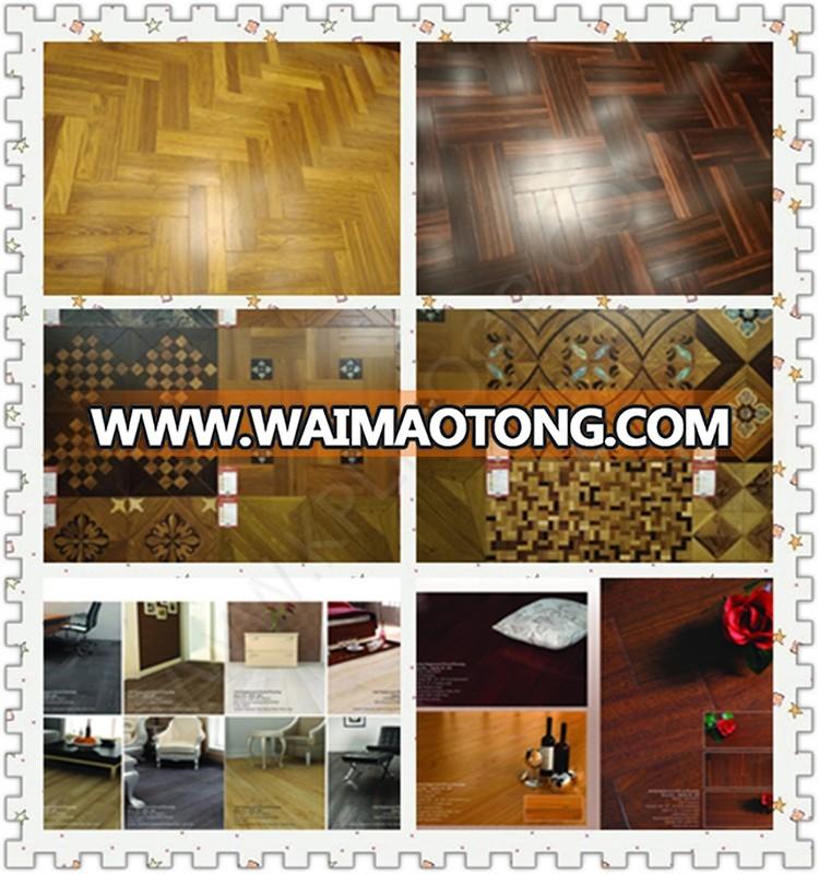 natural size oak wood brushed &oiled engineered wood flooring